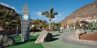 Atracciones Lago Taurito Mini Golf 18 Hoyos